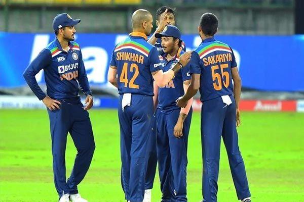 Sri Lanka beat India in the third ODI