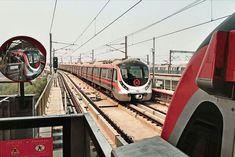 Delhi MetroDMRC