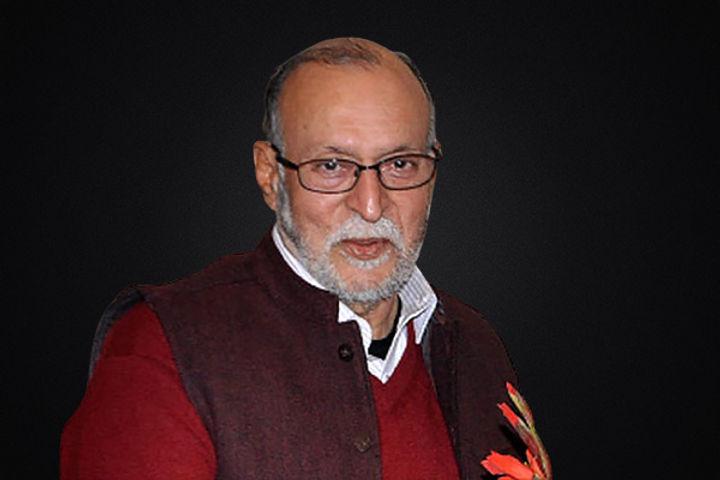 Lieutenant Governor Baijal gave Delhi Police the right to detain anyone