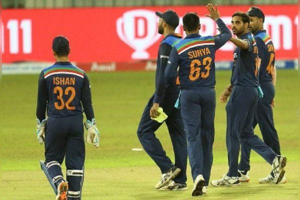 India beat Sri Lanka in first T20