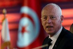 Tunisian president suspends Parliament fires PM Opposition cries coup de tat