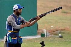 Mairaj Khan and Angad Bajwa fail to qualify for mens skeet final