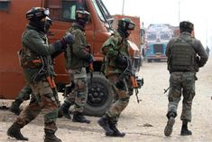 Operation continues in Bandipora even after 3 days, 3 terrorists killed in encounter