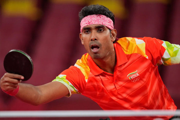 Achanta Sharath Kamal loses to Ma Long of China, ends Indian challenge in table tennis