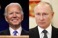 Joe Biden on Vladimir Putin