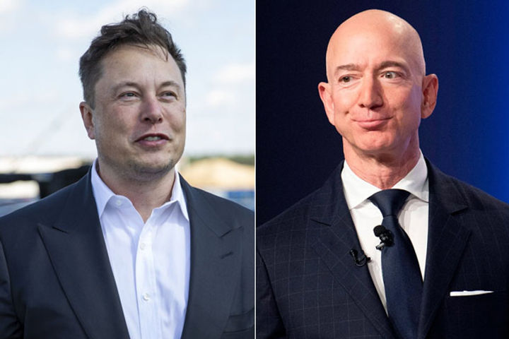 Bezos offered to NASA to build a spacecraft at a cost less than Musk
