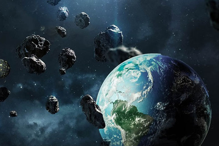 Three more giant asteroids will pass by Earth between July 31 and August 3