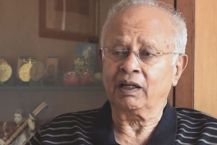 Nandu Natekar passes away