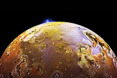 Water vapour in Jupiter's moon