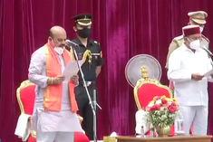 Basavaraj Bommai Takes Oath As Karnataka New Cm