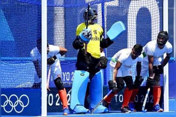 PV Sindhu beats Mia Blichfelt 2nd quarter goalless in India Argentina hockey match