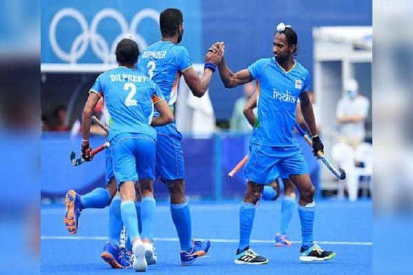 India Vs Argentina Hockey Match