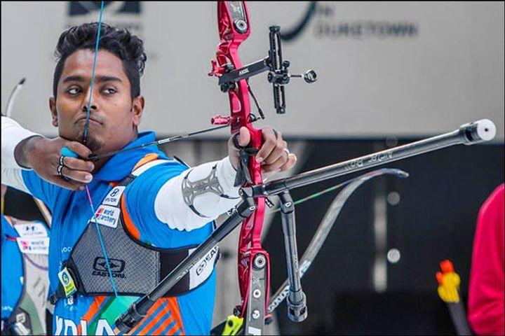 Atanu Das beats South Korea's Jinhyek Oh