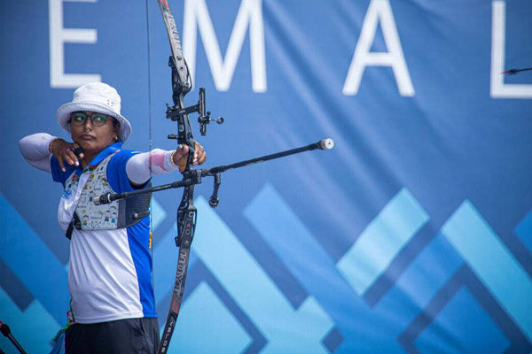 Women&amprsquos Individual Archery