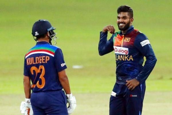 India lost in the last match Sri Lanka won the T20 series
