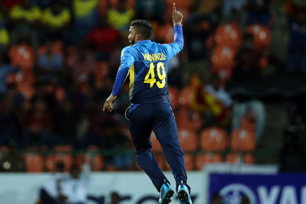 Wanindu Hasaranga made this special record as soon as he took 4 wickets on his birthday