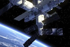 NASA Says International Space Station Thrown Out Of Control Near About 45 Minutes By Misfire Of Russ