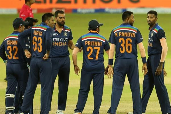 Yuzvendra Chahal and K Gowtham test positive in Sri Lanka