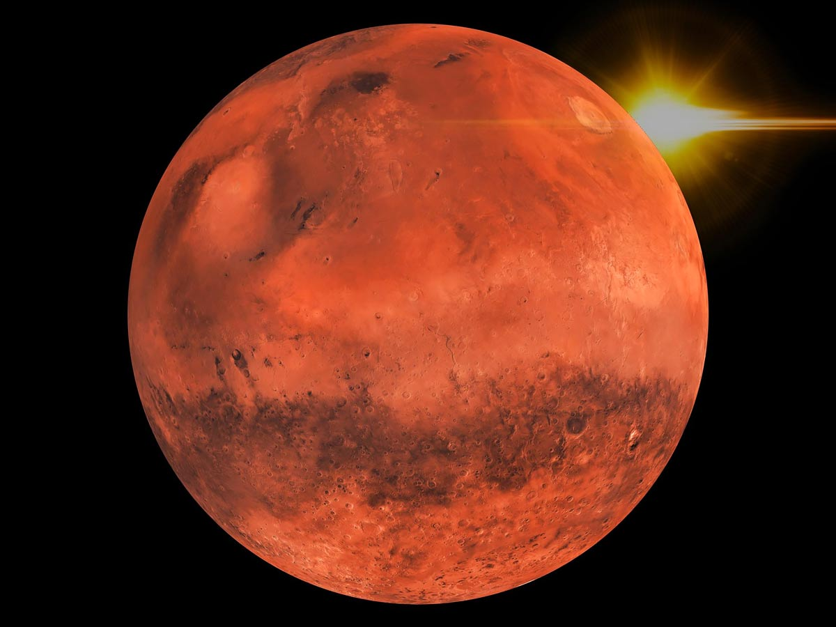 Mars, facts about mars