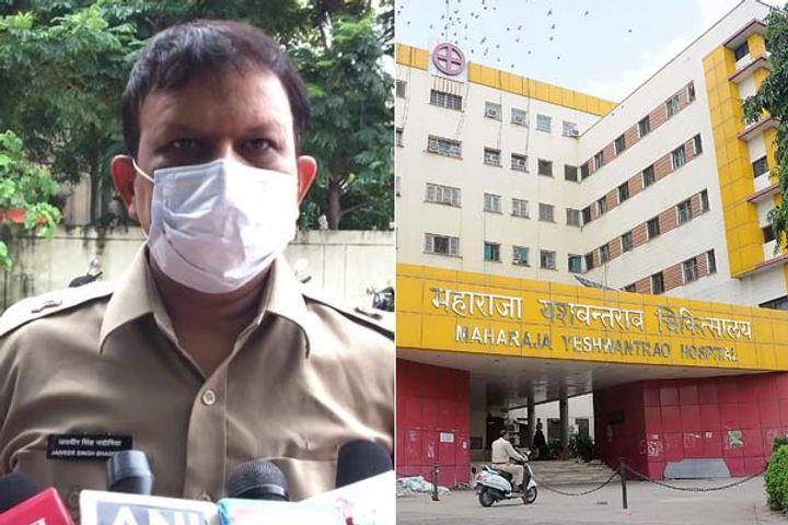 Ward boy raped female patient at Maharaja Yashwantrao Hospital in Indore
