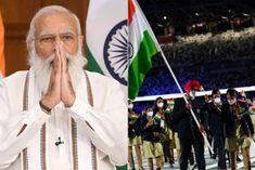 Indian Olympic team will reach Red Fort on August 15 as a special guest, PM will meet