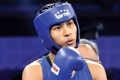 Boxer Lovlina Borgohain Fight With Turkey Busenaz Surmeneli Semifinal Bout In Tokyo Olympics
