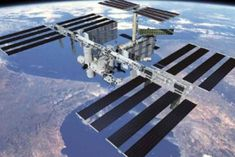International Space Station was rotated by 540 degrees due to technical glitch