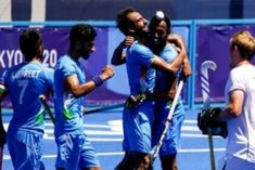 India won bronze medal by defeating Germany