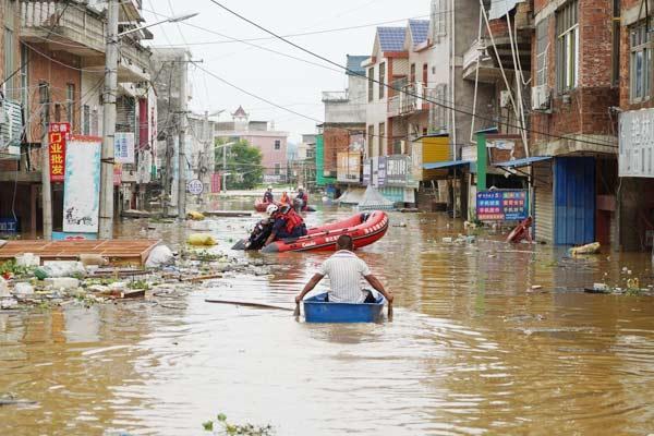 Study on floods