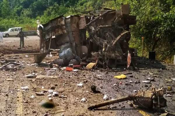 1 dead, 11 others injured in Maoist