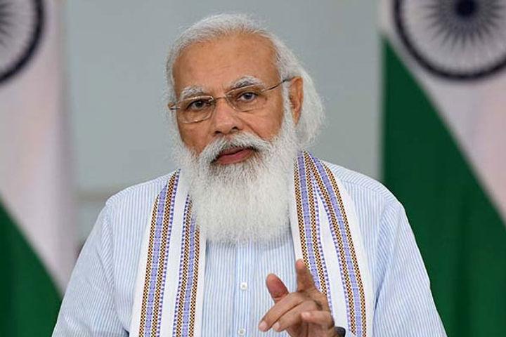 PM Narendra Modi Attacks On Rahul Gandhi