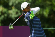 Golfer Aditi Ashok ranked 2 at the end of Round 3