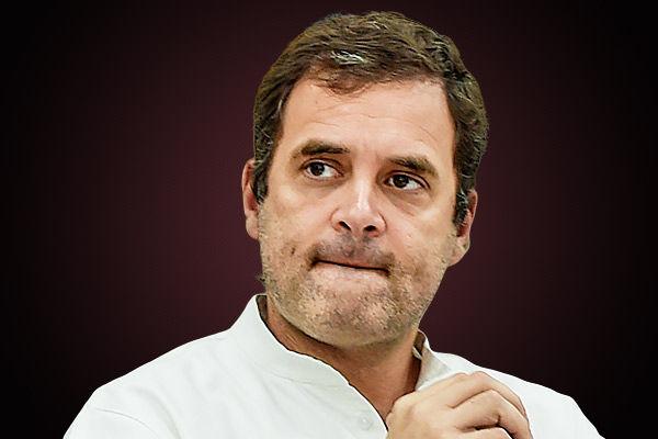 Rahul Gandhi's tweet