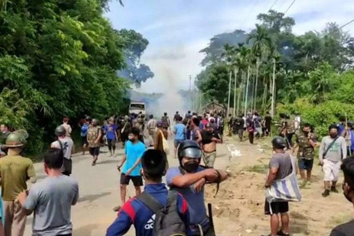 Medical supplies not reaching Mizoram after border blockade