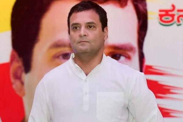 Rahul Gandhi Tweet Removed