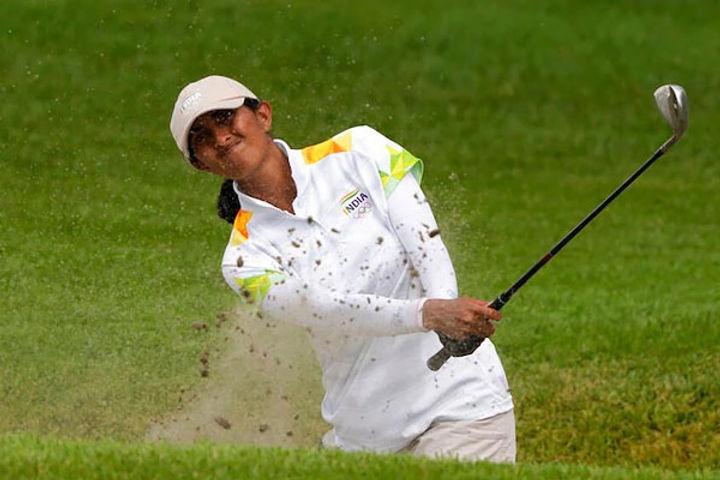 Aditi Ashok misses out on bronze