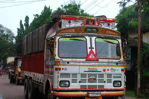 Assam Mizoram Border Dispute Truck Movement Resumes After Violence