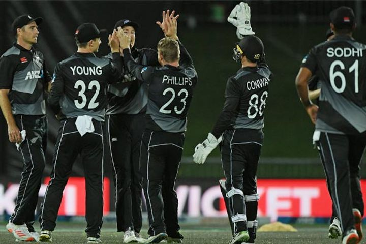 New Zealand announce squad for T20 World Cup