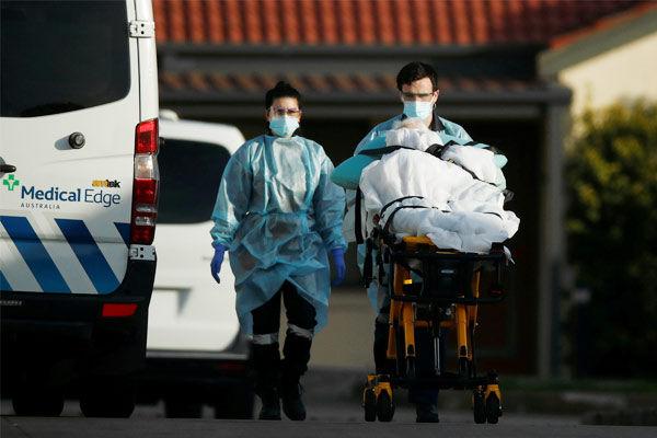 Australia expands COVID lockdown