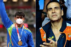 Akshay said If my biopic is made then Neeraj should play the lead role in it
