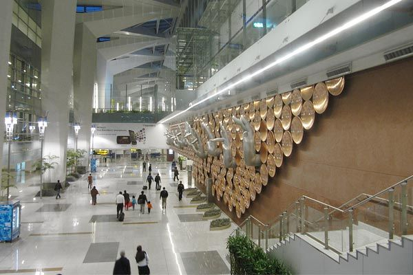 Best Airport in India