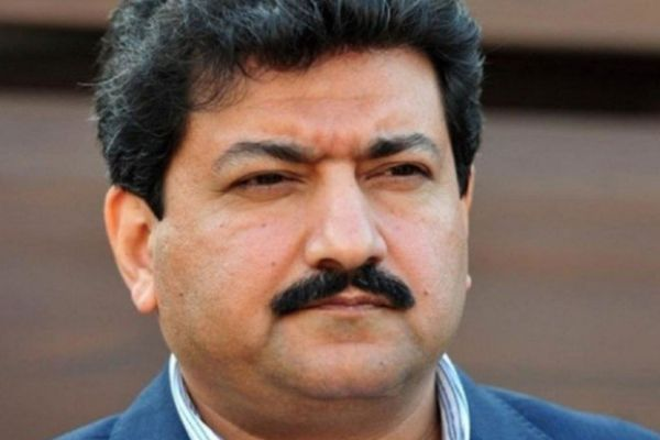 Hamid Mir said that Imran Khan is a helpless prime minister, no constitution and democracy left in P