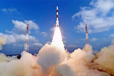 Countdown for launch of ISROs EOS03 satellite begins tomorrow