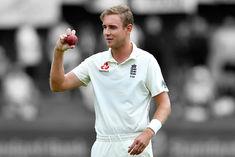 Veteran England bowler Stuart Broad injured