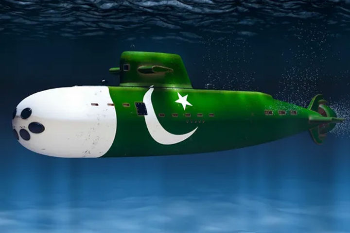 Pakistan left with only two submarines