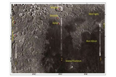 Chandrayaan data and pictures reveal the presence of water on the moon