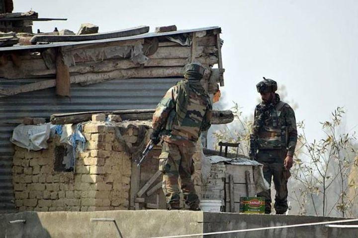 One terrorist killed in Jammu and Kashmir Kulgam encounter