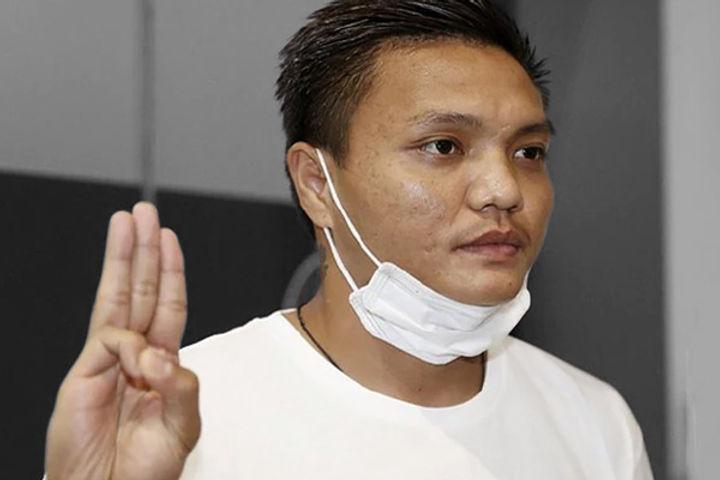 Myanmar Goalkeeper to get asylum
