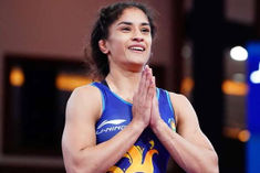 Indian Female Wrestler Vinesh Phogat Responded To Criticism By Wrestling Federation Of India