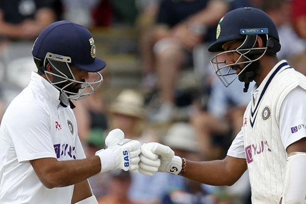 India England 2nd Test India lead by 154 runs on day 4